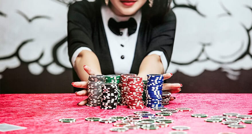 Mistakes People Make When Playing at an Online Casino